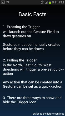 android-gesture-basic-actions