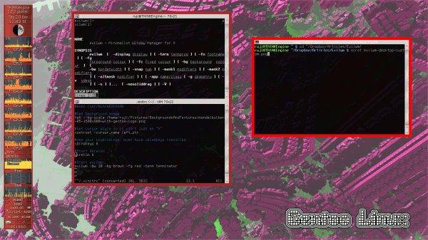 evilwm-desktop-custom