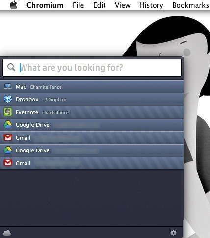 Use the Found window to search for files on your Mac and in the cloud.