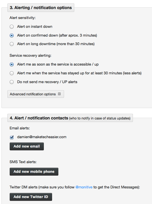 monitive-config-alert-settings