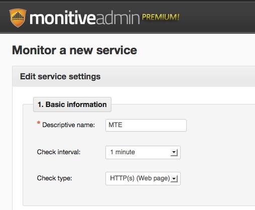monitive-config-basic-info