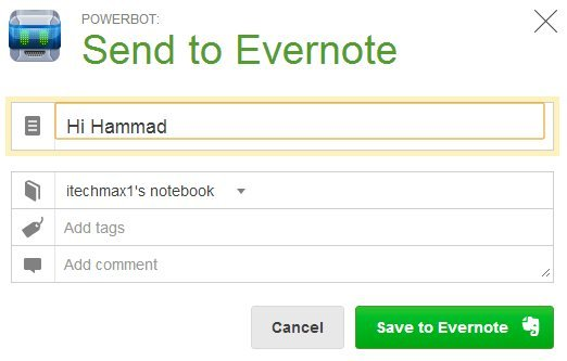 powerbot-send-to-evernote