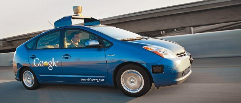 Google's Driverless Car: Scary Ride or Hot Wheels?