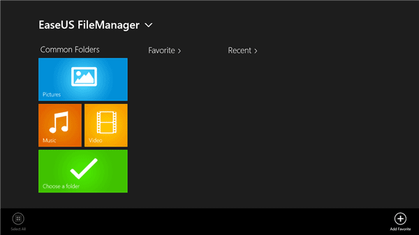 using-easeus-file-manager