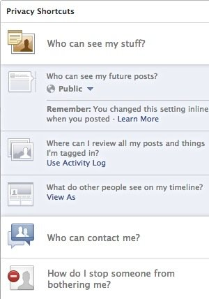 Facebook-Privacy