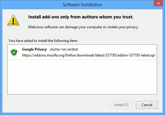 install-google-privacy