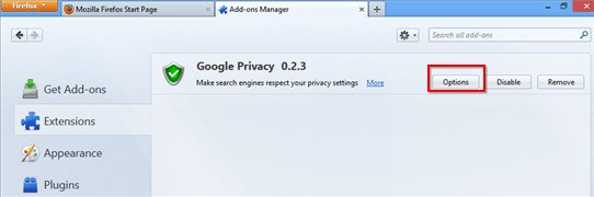 GooglePrivacy-extension-options