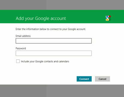 Integrate Google Apps to Windows8-add-google-mail-account