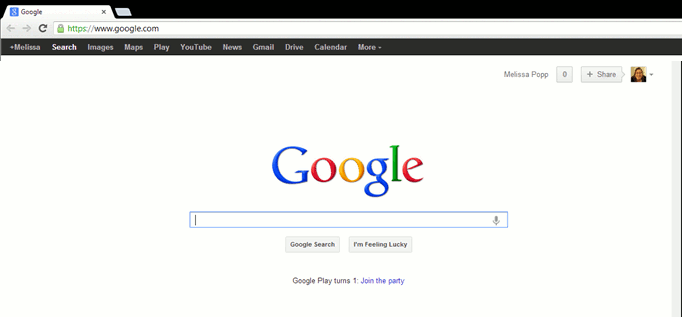 Integrate Google Apps to Windows8-chrome-win-8-mode