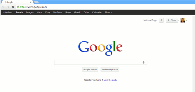Integrate Google Apps to Windows8 - desktop-chrome
