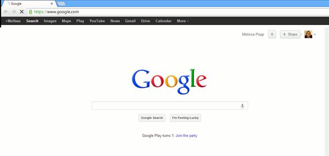 Integrate Google Apps to Windows8 - desktop-chrome