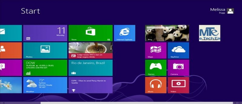 How to Create Custom Live Tiles in Windows 8