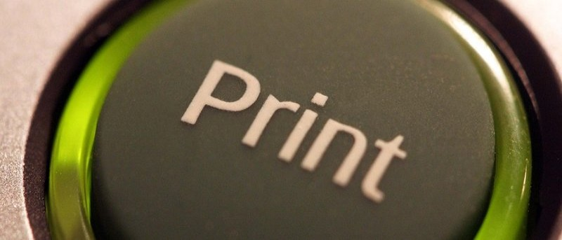 How to Print From Apps in Windows 8