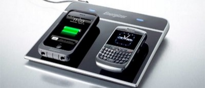 Wireless Charging for Samsung Galaxy S IV and iPhone 5S
