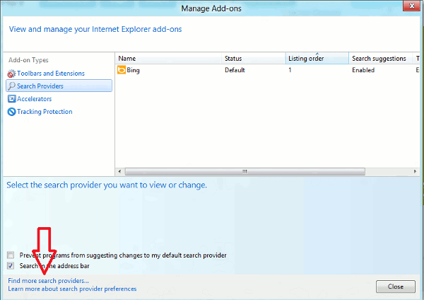 ie10search-find-search-providers