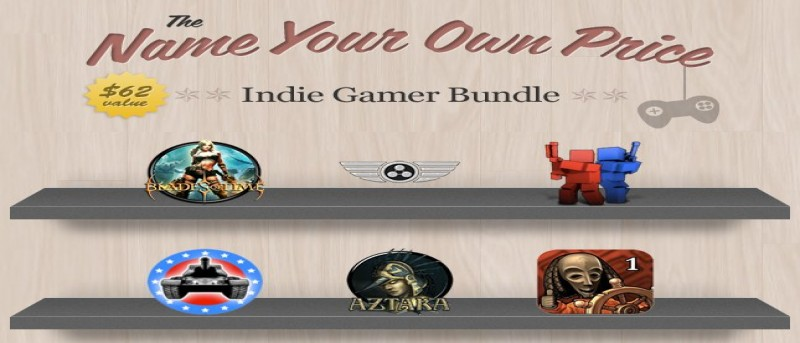 Games Deal: Name Your Own Price For The Indie Gamer Bundle