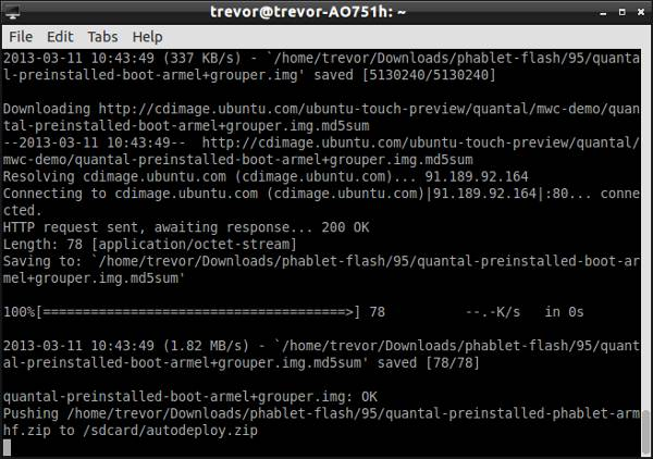 n7-flash-ubuntu-autodeploy