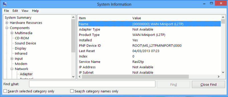 How To View The Network Adapter Details In Windows