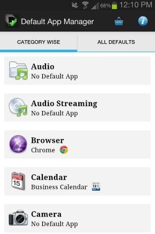 set-default-app-category-wise