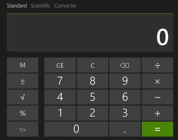 win8blue-calculator