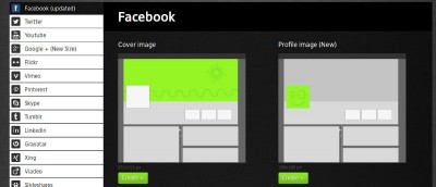 How to Easily Create Profile Pictures For Various Social Networks