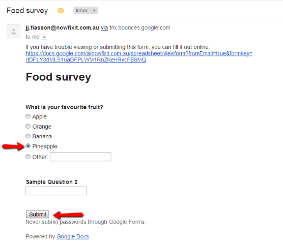 Embed-Google-Form-Email-receipient-completes-survey