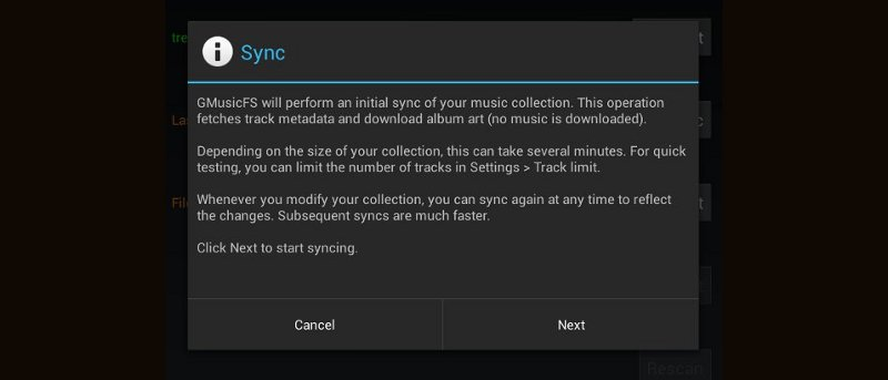Access your Google Music Library in Other Music Players [Android]