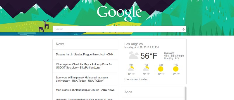 Add Google Now's Look And Functionality to Chrome