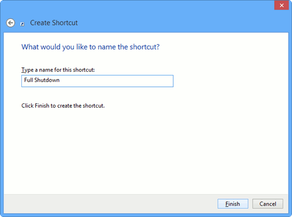 naming-the-shutdown-shortcut