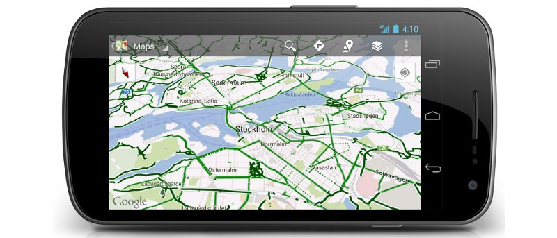 Smartphone Maps and Driving: Should This be Outlawed?