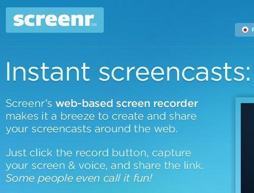 Screenr-main