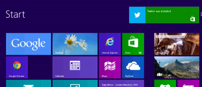 How to Disable Toast Notifications in Windows 8