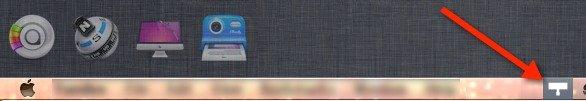 The AppsBar menubar icon.