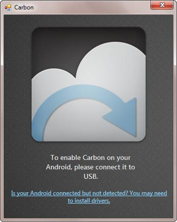 carbon-install-drivers