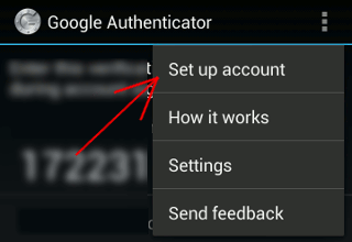 google-authenticator-setup-account