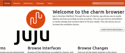 Using Juju Charms to Easily Deploy Services in Ubuntu