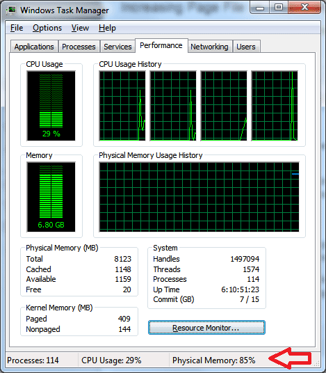 how to make cpu run faster