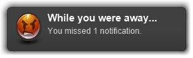 snarl_away_notification
