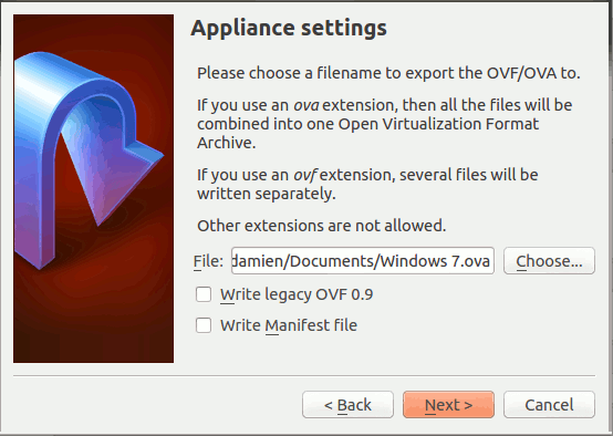 how to open vmdk file in virtualbox