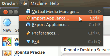 virtualbox-import-appliance