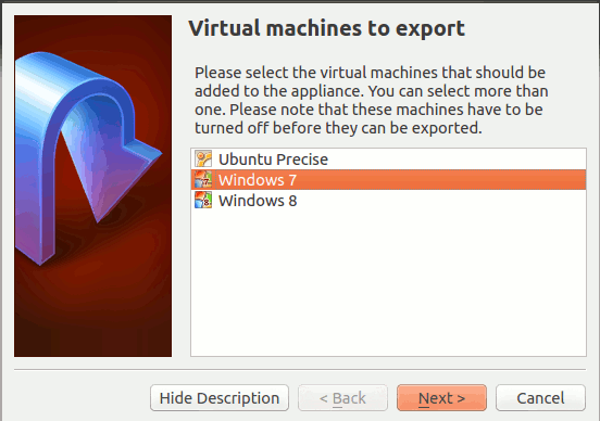 virtualbox-select-appliance-to-export