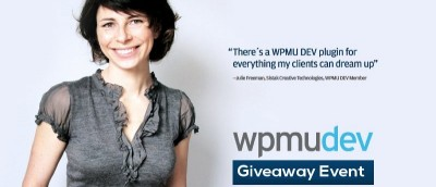 Giveaway of the Week: 3 Annual WPMU Accounts (Update: Contest Closed)