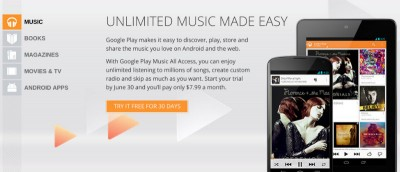 "What Does ""All Access"" Add To Google Music?"