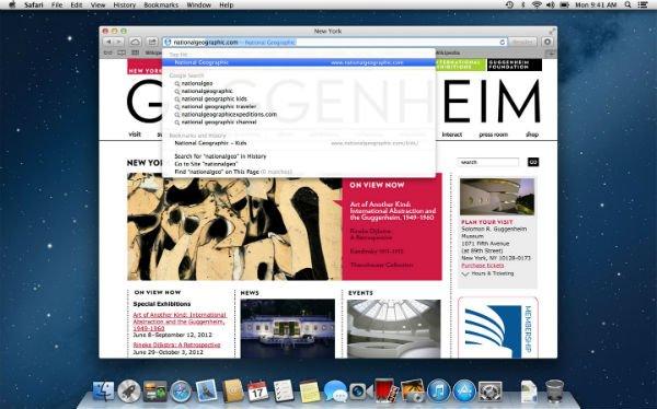 Apple Safari Browser Mac Web Browser Comparison