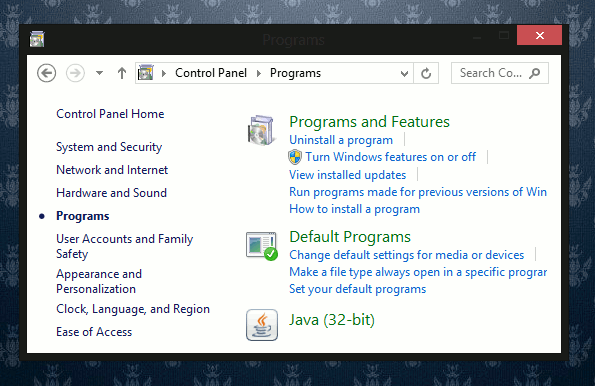 Check computer logins added programs