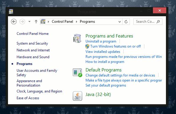 Check computer logins added programs
