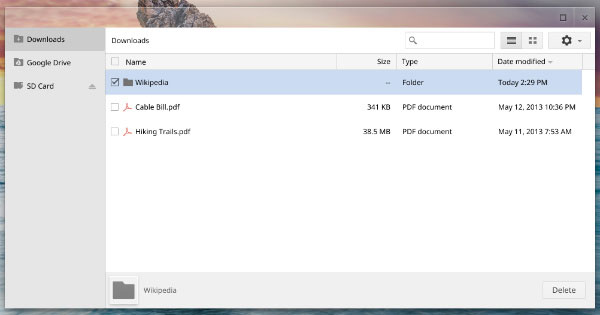 Launcher Folder