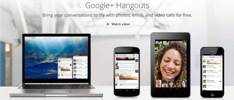Google Hangouts Featured