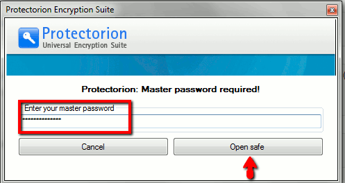Protectorion-To-Go-Erase-Enter-in-password