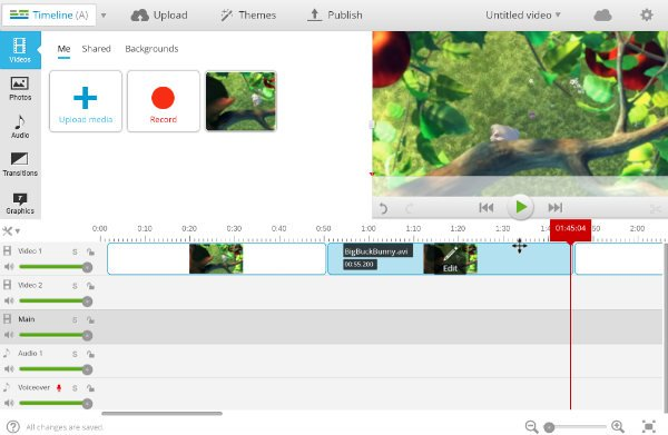 Edit Google Drive Videos Inside Chrome With WeVideo